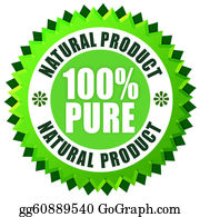 Eco-Friendly-Label - Pure Natural Product