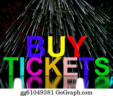 Festival - Buy Tickets Words With Fireworks Shows Concert Or Festival Admission Purchases