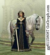 Legend - Lady Of The Castle