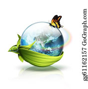 Ecological-Awareness - Environment Planet Concept