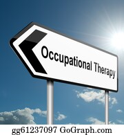 Therapy - Occupational Therapy Concept.