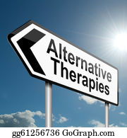 Therapy - Alternative Therapies Concept.