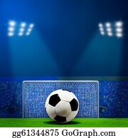 Football-Abstract - Abstract Football Or Soccer Backgrounds