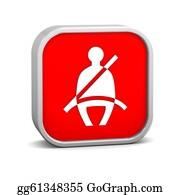 Seat-Belt - Seat Belt Sign
