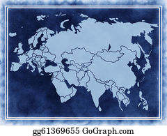 Map-Of-India - Map Of Eurasia