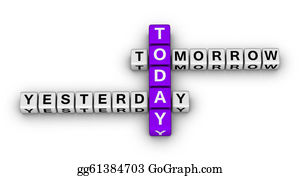 Scrabble - Yesterday, Today, Tomorrow