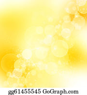 Golden-Love-Hearts - Golden Abstract Romantic Background With Hearts And Sparkle