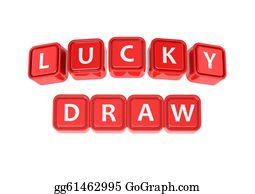 Scrabble - Lucky Draw