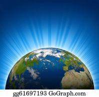 International-Trade - World Globe Earth Planet