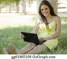 Telecommuting - Telecommuting At A Park