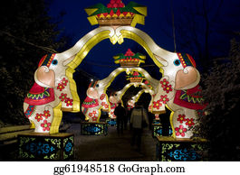 Festival - Chinese Festival Of Lights