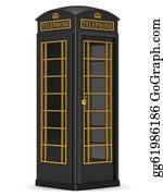 London-Pay-Phone - The British Black Phone Booth