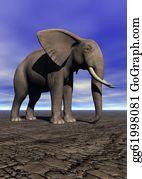 Blue-Elephant - Elephant