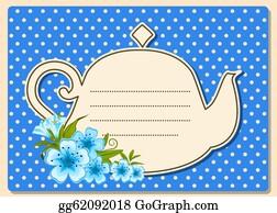 Tea-Pot - Vintage Ceramic Tea Pot