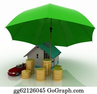 Umbrella - Protection Of Property