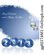 2013-Happy-New-Year-Happy-New-Year - Merry Christmas And A Happy New Year 2013
