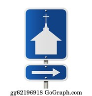 Prayer-Symbol - Church This Way
