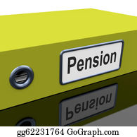 Retirement - Pension File Contains Retirement Documents And Records