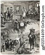 Grandfather-Clock - Horology