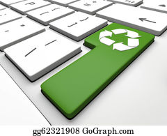 Recycle-Technology - Recycling Key