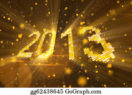 2013-Happy-New-Year-Happy-New-Year - Greetings New Year 2013 Yellow