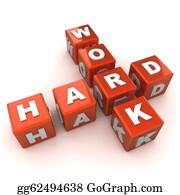 Hard-Work - Hard Work Concept