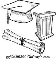 Graduation - Graduation Objects Sketch
