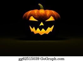 Scary-Pumpkin - Scary Lantern