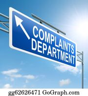 Goods-And-Services - Complaints Department.