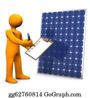 Solar-Panel - Clipboard Solar Panel