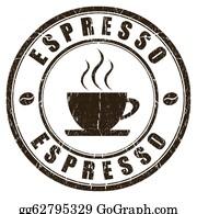 Coffee-House - Espresso Stamp