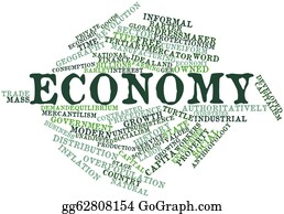 Government-And-Economy - Word Cloud For Economy