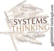 Hydraulic - Word Cloud For Systems Thinking