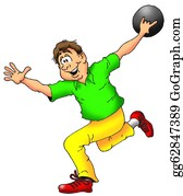 Throwing - The Bowler