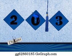 Class-Of-2013 - 2013 Graduation Caps With Tassel