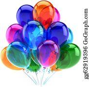 Retirement-Party - Balloons Birthday Decoration Modern