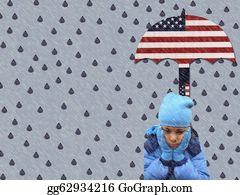 Sad-Child - Crying For America
