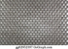 Wall-Background - Steel Wall Background