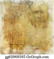 Pharaoh - Grunge Antique Egypt Background
