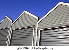 Self-Storage - Garage Row
