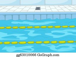 Swimming vectors royalty free gograph for Pool koi goggles