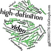 Millimeter - Word Cloud For High-Definition Video