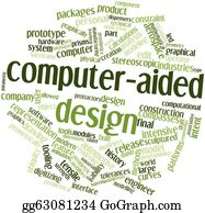 Dumb - Word Cloud For Computer-Aided Design