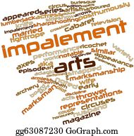 Crossbow - Word Cloud For Impalement Arts