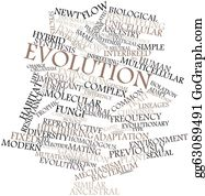 Newt - Word Cloud For Evolution
