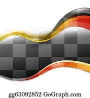 Race-Car - Speed Race Wave Car Background