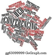 Conference - Word Cloud For Web Conferencing