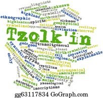Midwife - Word Cloud For Tzolk'in