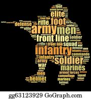Armed-Forces - Army Infantry Graphics