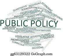 Government-And-Economy - Word Cloud For Public Policy